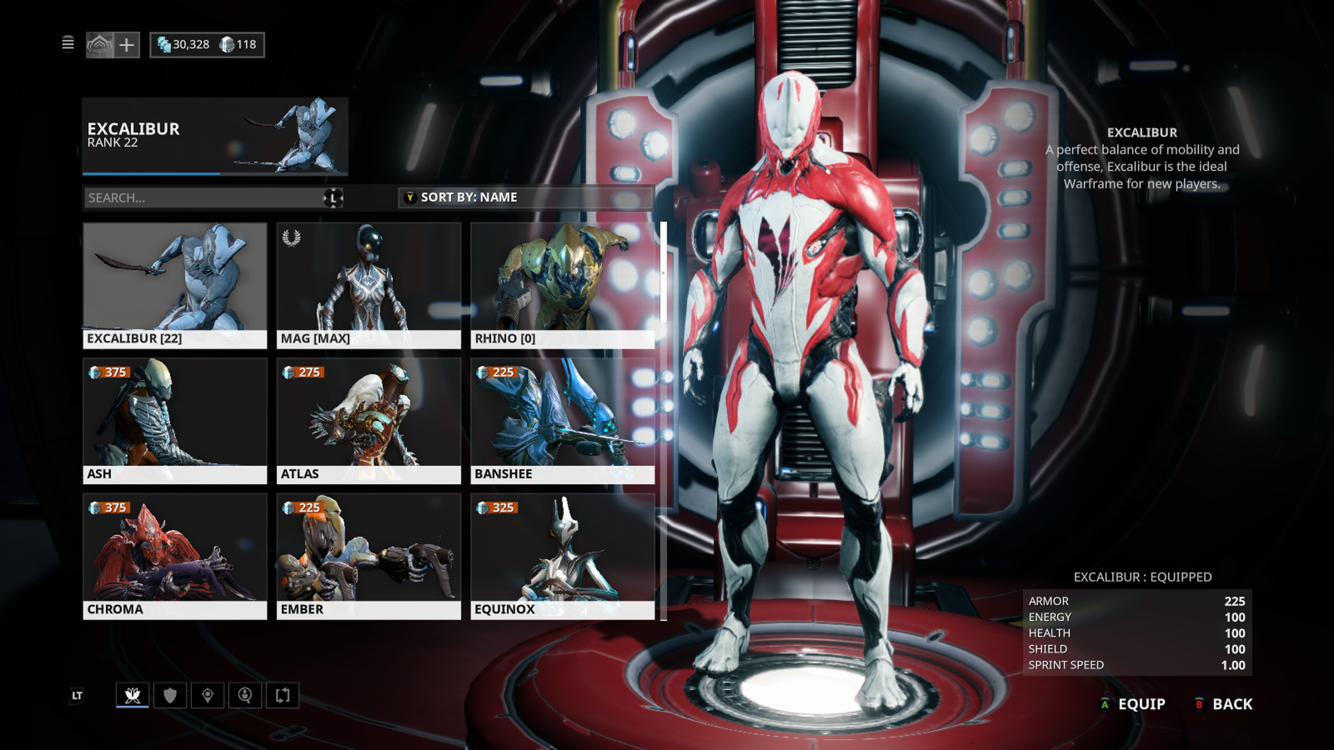 warframe-excal