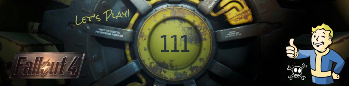 Fallout 4 – So far, so good