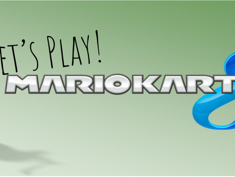 Mario Kart 8 – Wii U – I love this series