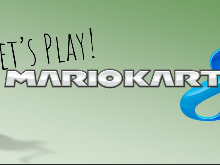 Mario Kart 8 – Wii U – I love this series