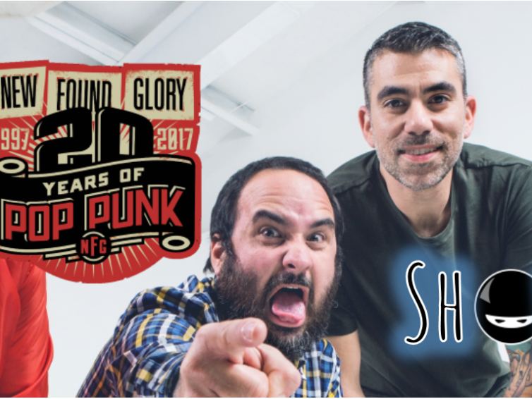 Show review – New Found Glory – Leeds 2nd October 2017