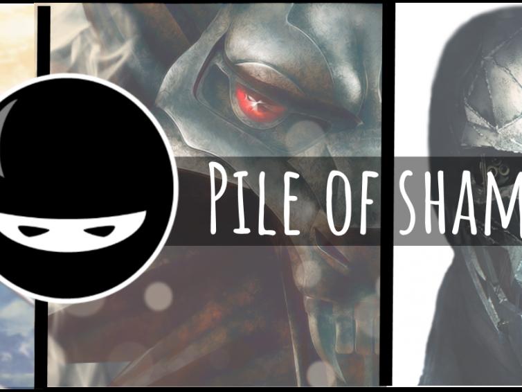 The dreaded pile of shame