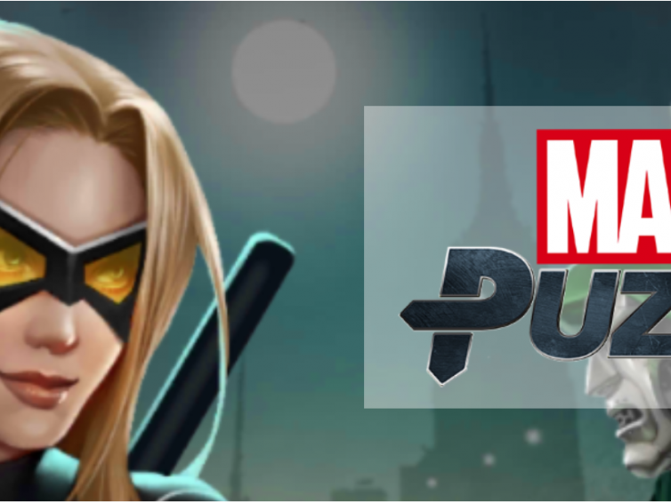 Mobile Gaming: Marvel Puzzle Quest