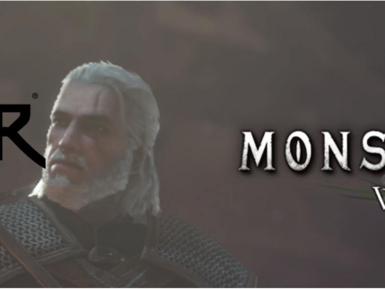 Monster Hunter World x The Witcher 3 Wild Hunt