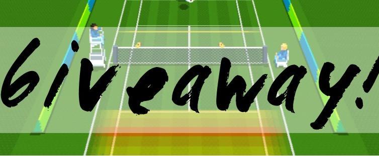 Super Tennis (Nintendo Switch) – Giveaway!
